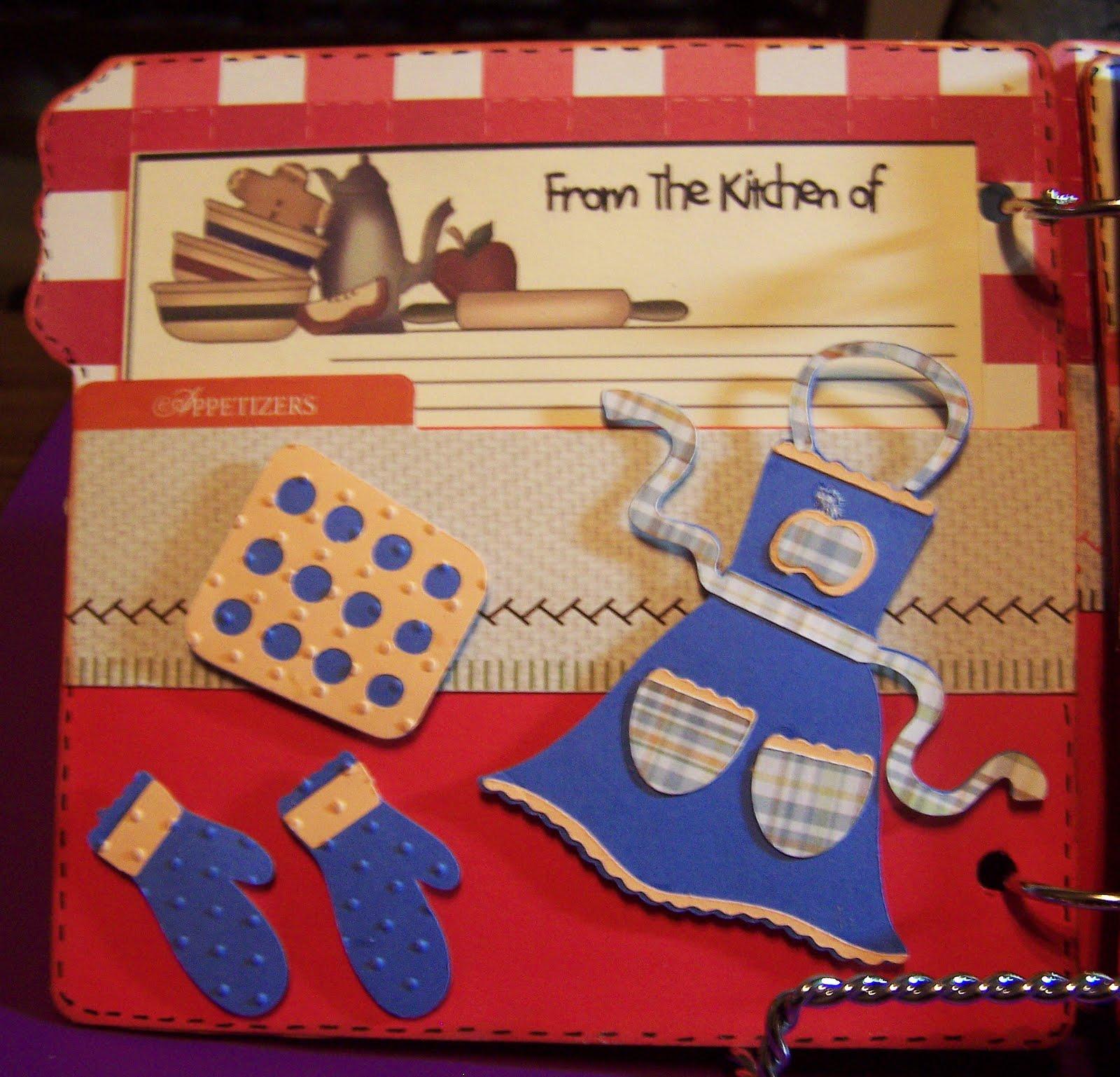 Scrapbooking Cricut From My Kitchen On Pinterest