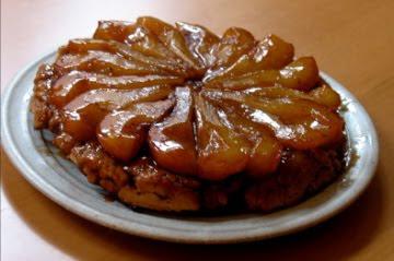 dessert tarte tatin