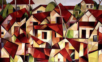 what is the relationship of analytic cubism and renaissance