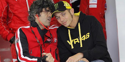 Commenting Can not Rossi, Ducati Satisfied
