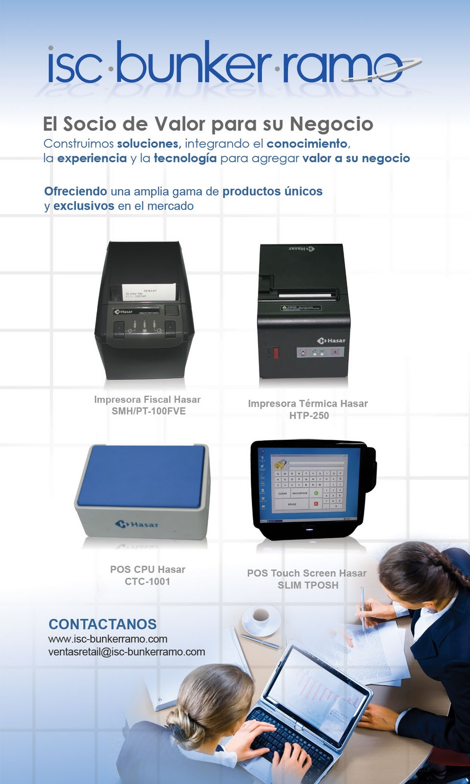 Soluciones Pos E Impresoras Fiscales