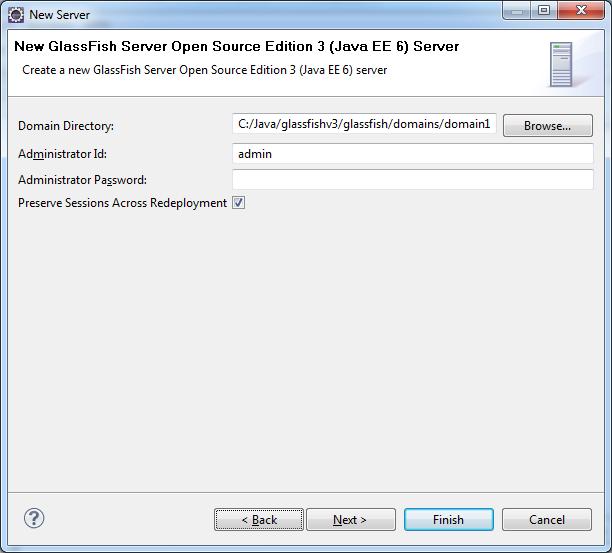 Raja Pleci Jsf 2 0 Tutorial With Eclipse And Glassfish