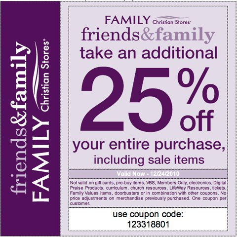 image about Lifeway Coupon Printable identify Family members christian keep discount coupons on the web - Pillows 2 coupon