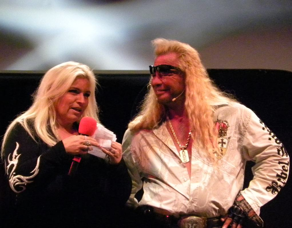 Beth chapman files for divorce for Dog the bounty hunter divorce beth