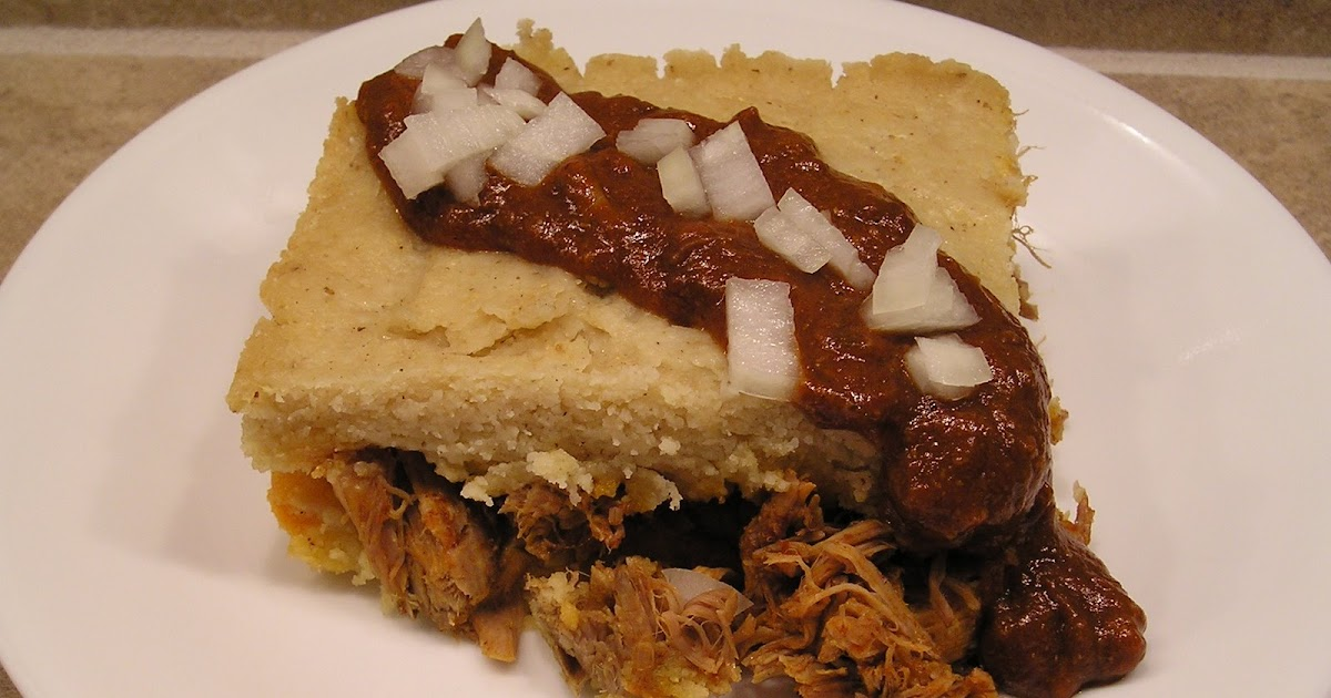 Please Don T Pass The Salt Tamale Pie That Tastes Like Real Tamales