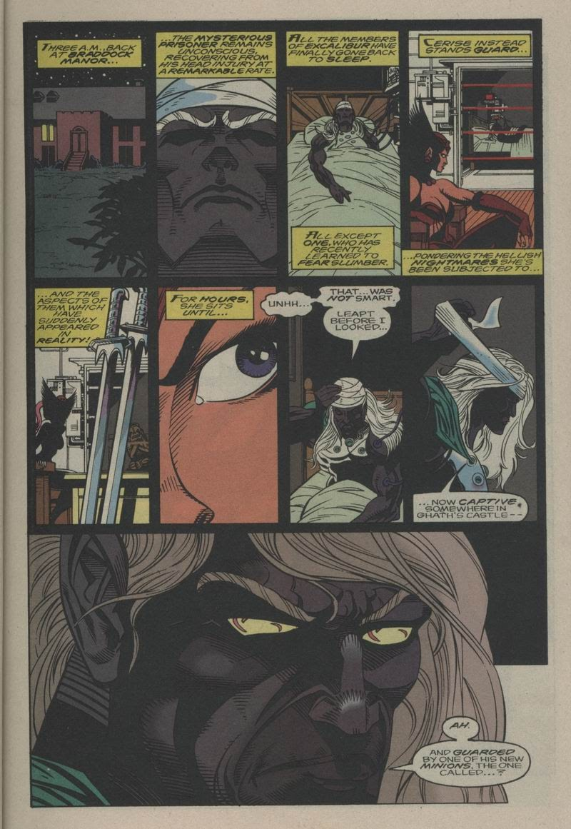 Excalibur (1988) issue Annual 1 - Page 14