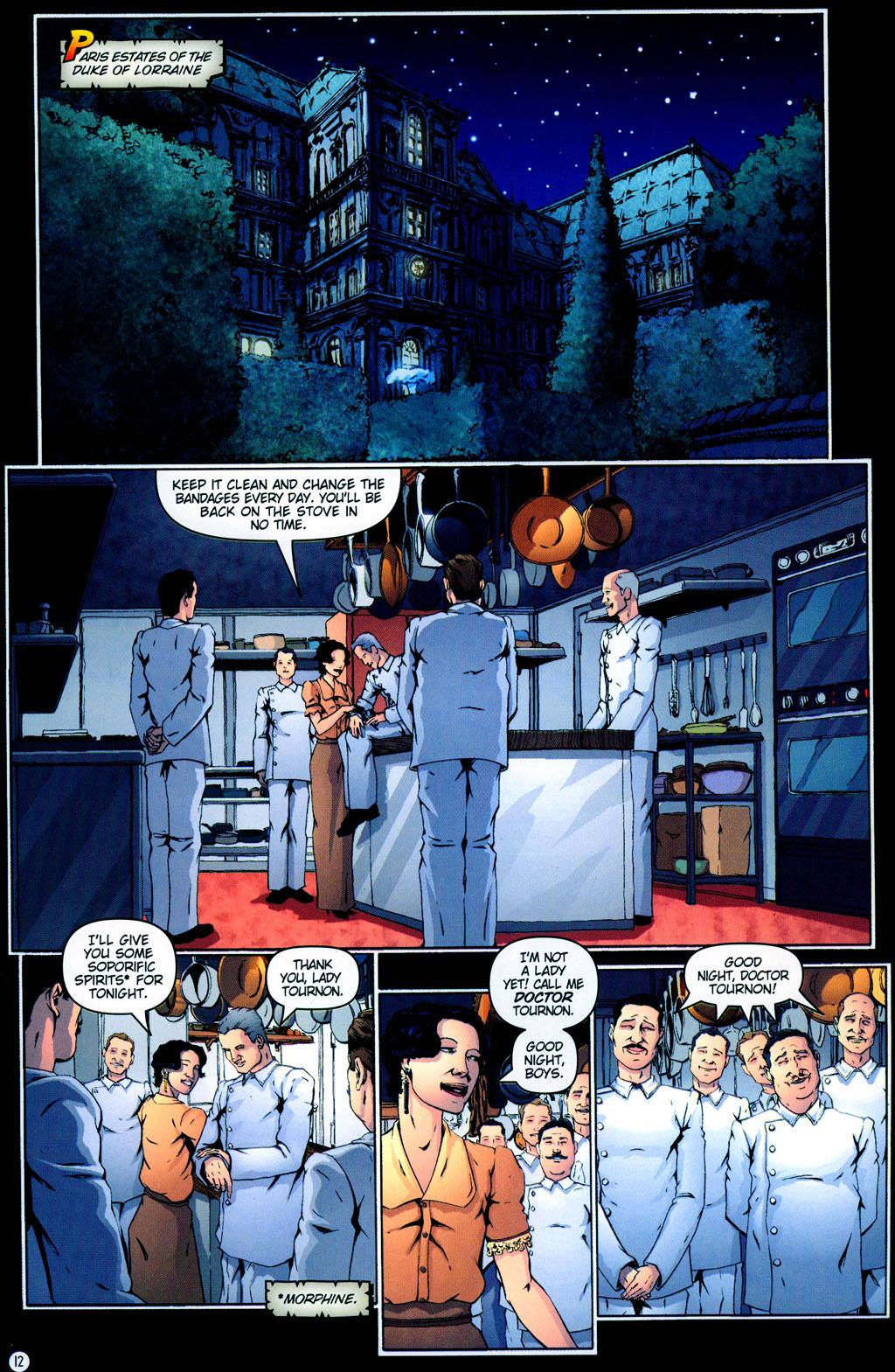 Read online Rex Mundi comic -  Issue #12 - 16