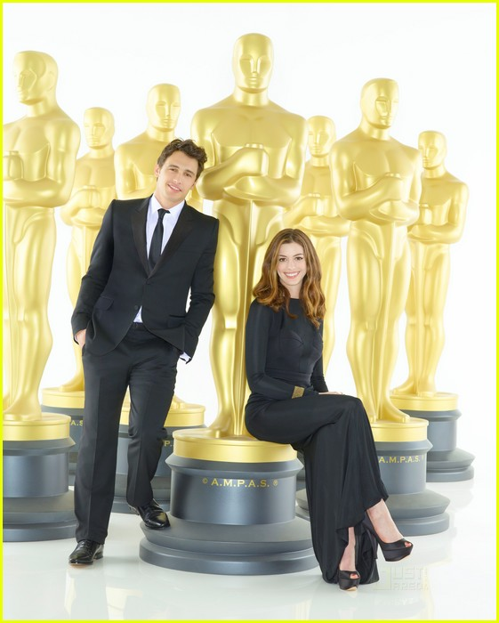 Anne Hathaway James Franco: Life In Technicolor: January 2011