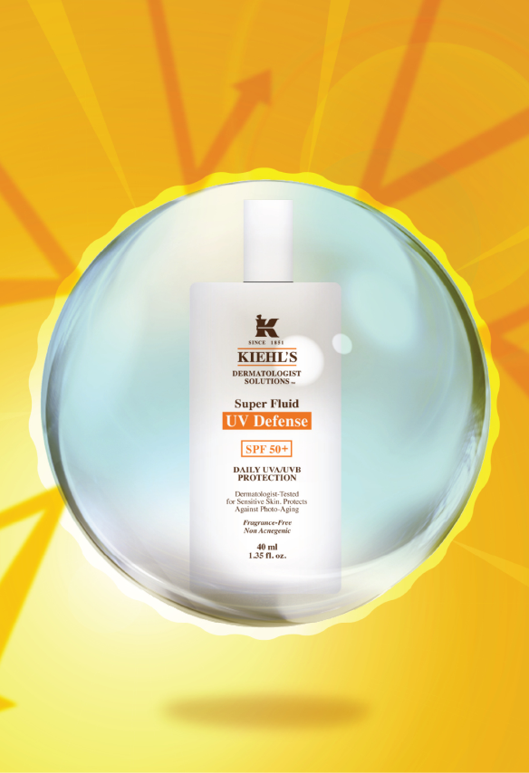 Kiehl's Super Fluid UV Defense