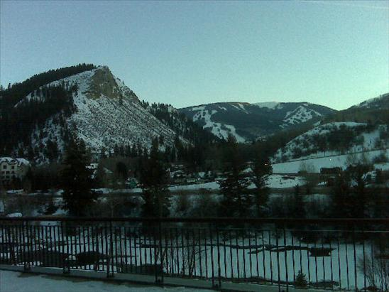 Beaver Creek The Westin Riverfront room view