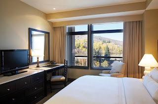 Beaver Creek The Westin Riverfront bedroom