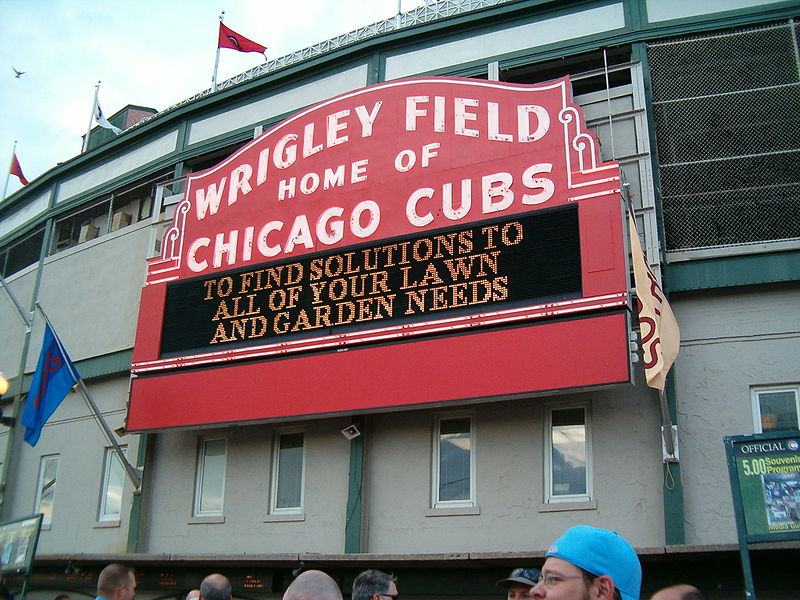 Memorial Day Travel Idea #2: Chicagoland Baseball