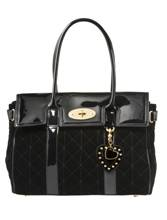 Mulberry for target black patent