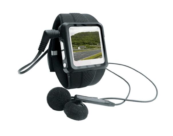 MP4 Multimedia Wrist watch