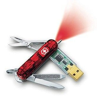Mini USB army knife