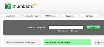 Free online screen capture tool