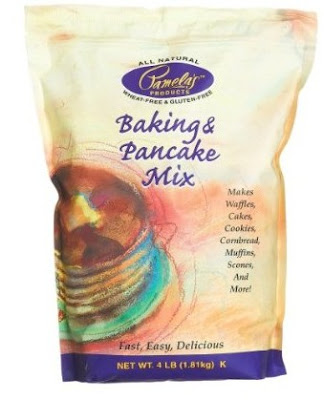 All purpose Gluten free baking mix