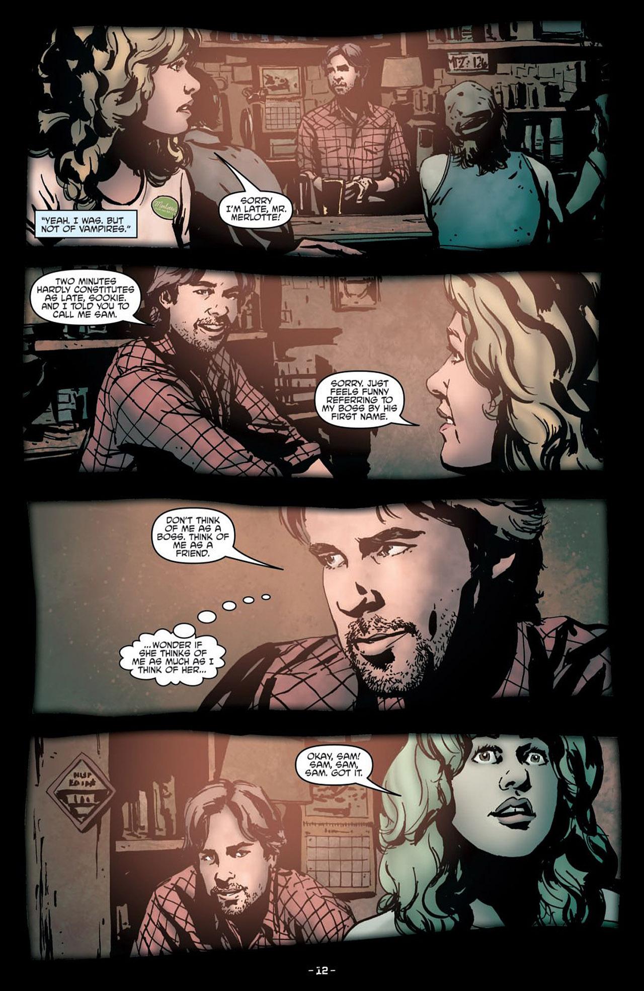 Read online True Blood (2012) comic -  Issue #1 - 15