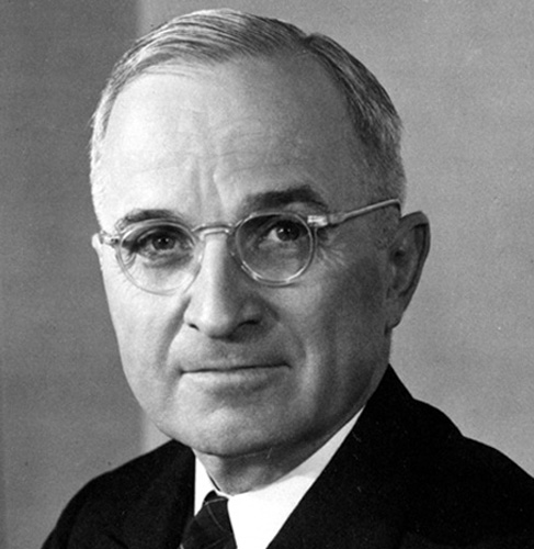 A biography of harry s truman 32nd president of the united states