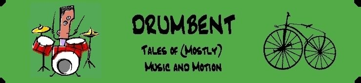 Drumbent - Tales of (Mostly) Music and Motion