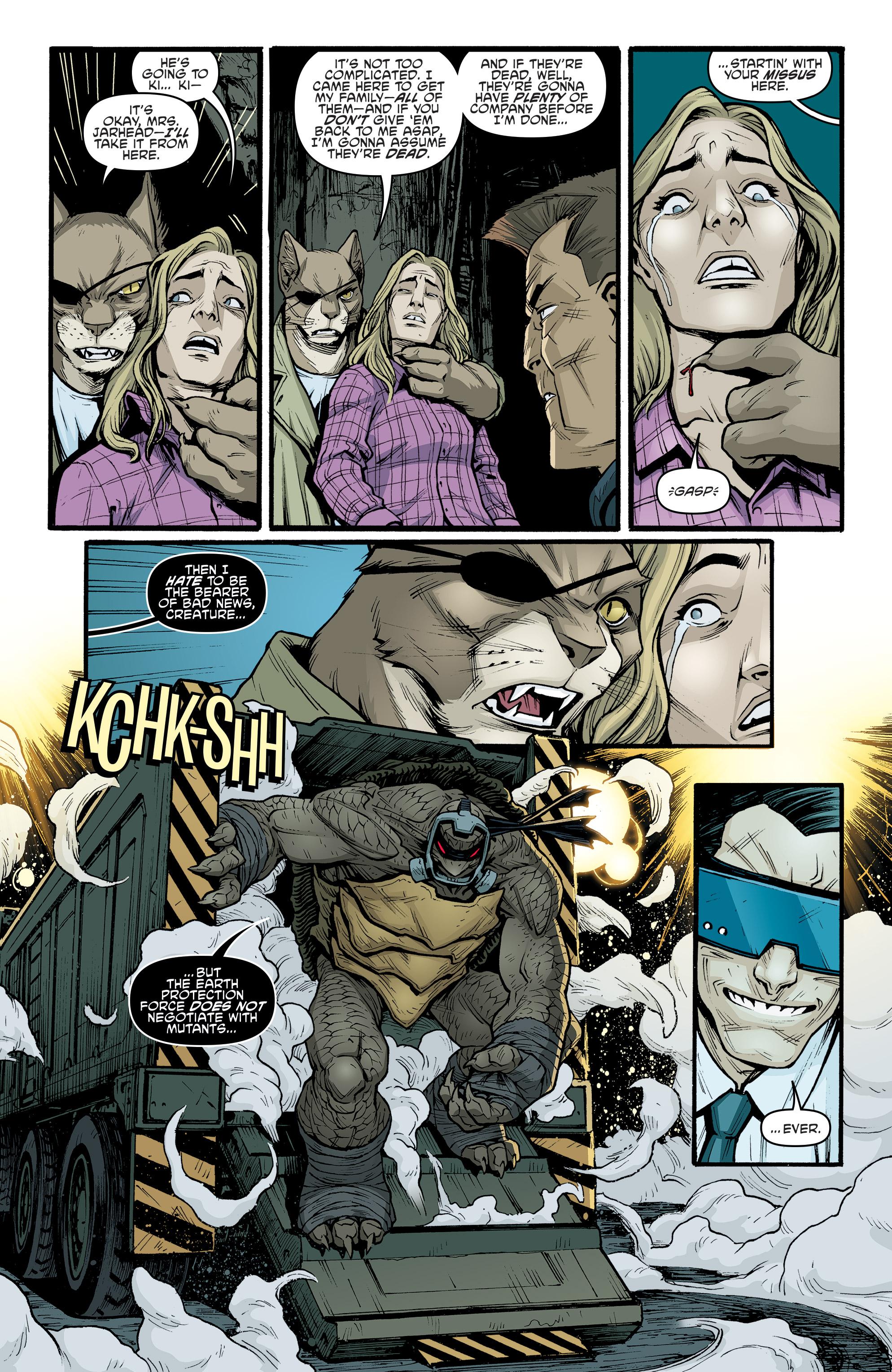 Read online Teenage Mutant Ninja Turtles (2011) comic -  Issue #70 - 11