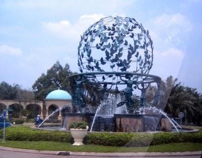 deyunne's journey: Kampung Cina di Kota Wisata Cibubur