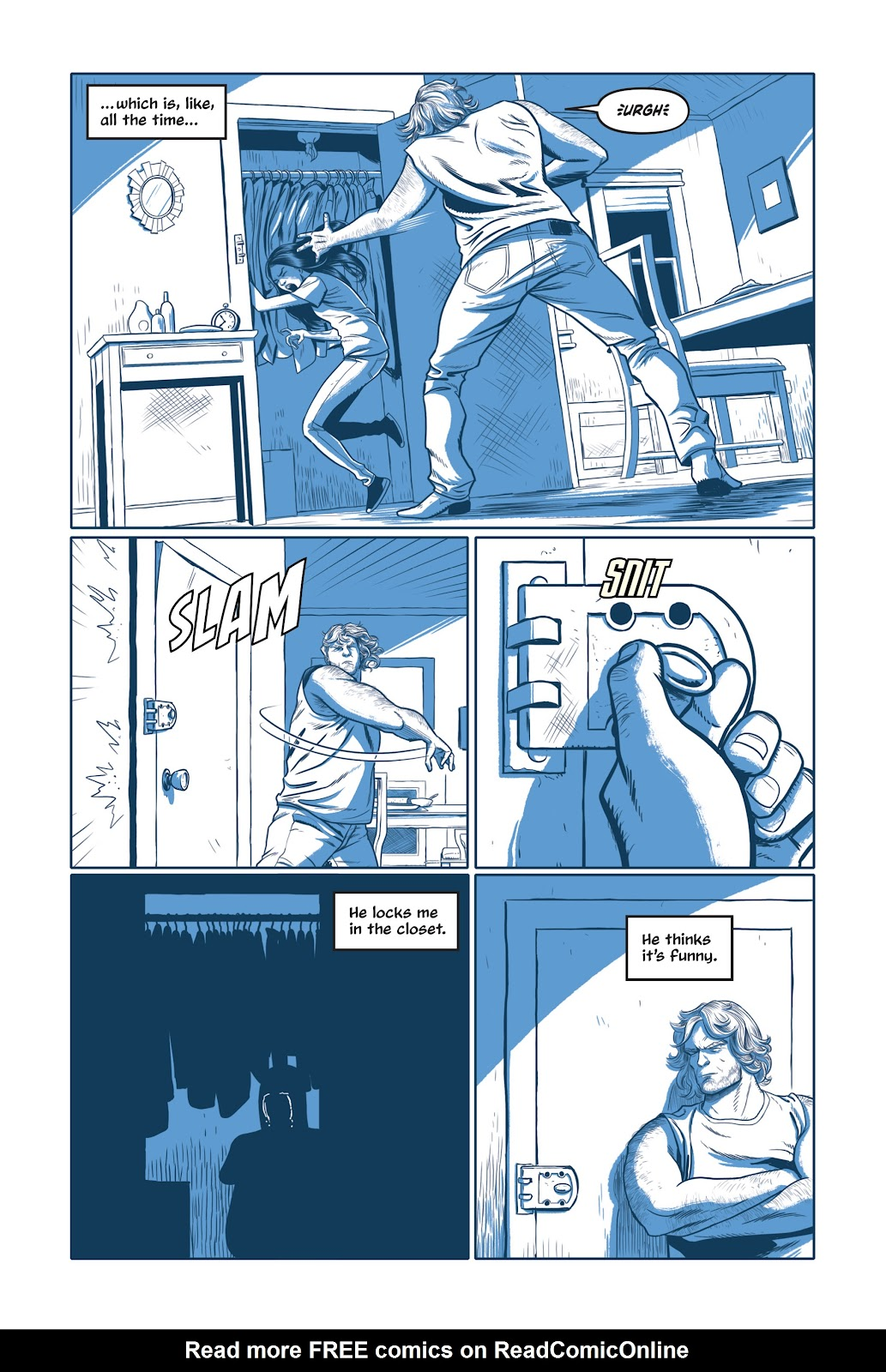 Read online Under the Moon: A Catwoman Tale comic -  Issue # TPB (Part 1) - 21