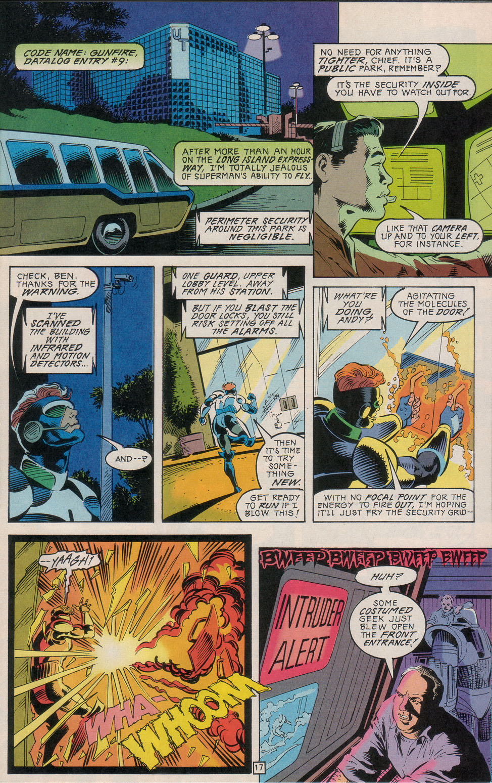 Read online Gunfire comic -  Issue #4 - 21