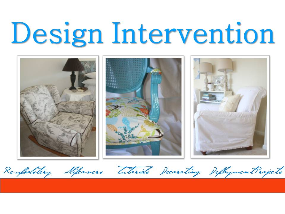 Design Intervention