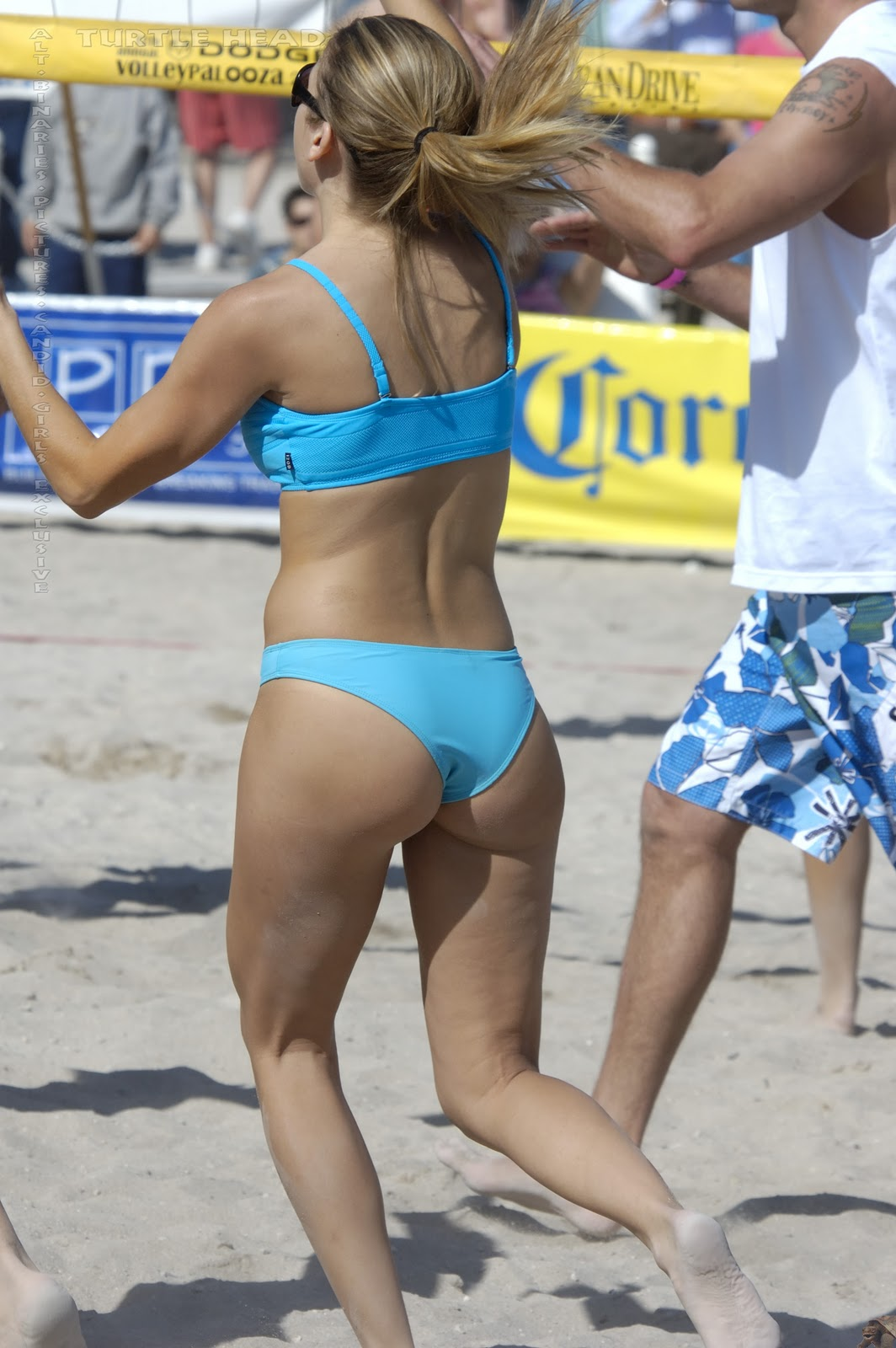 hot girls in volleyball spandex see through
