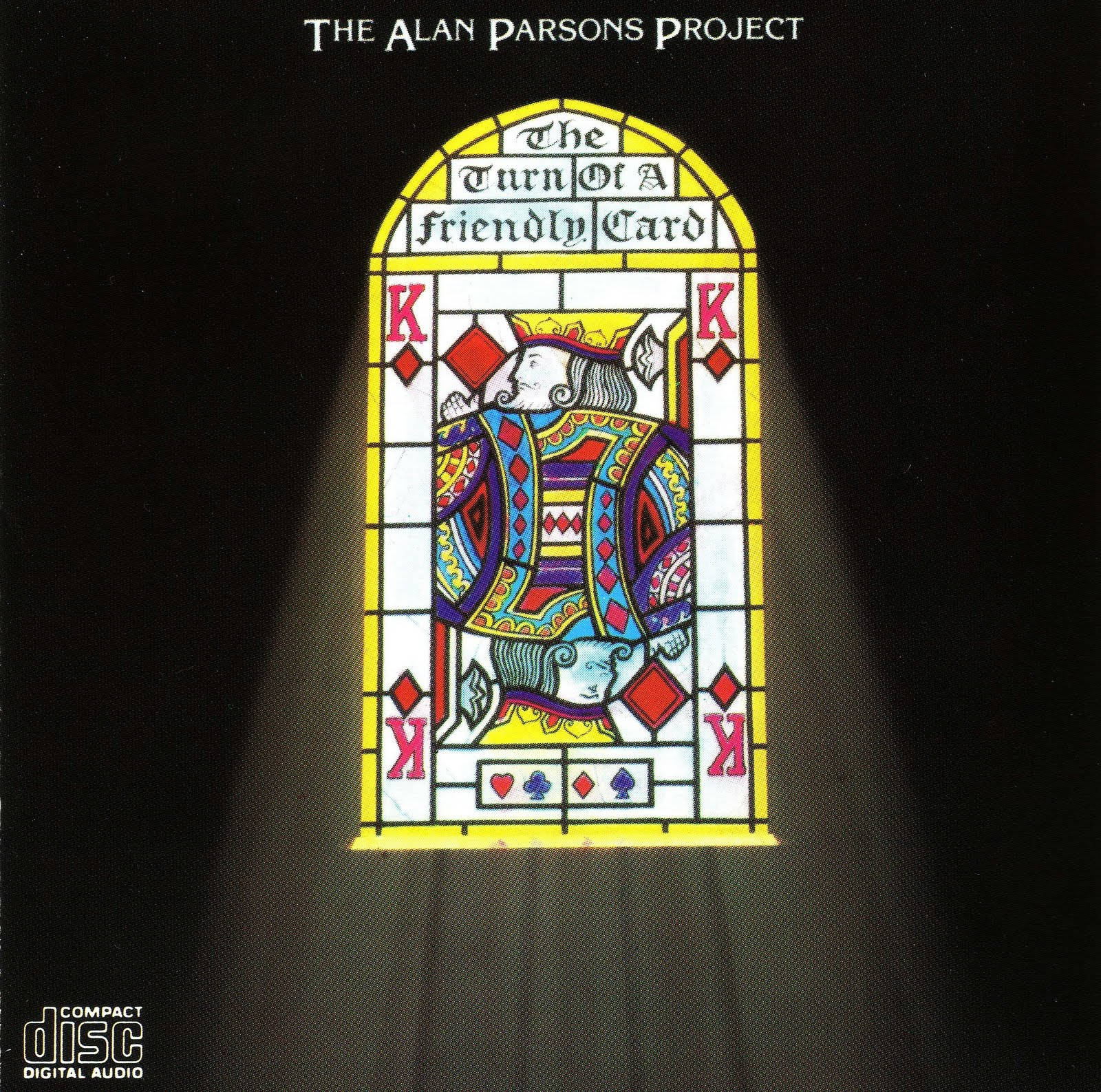 Slow Rock Collection Alan Parsons Project The Turn Of A
