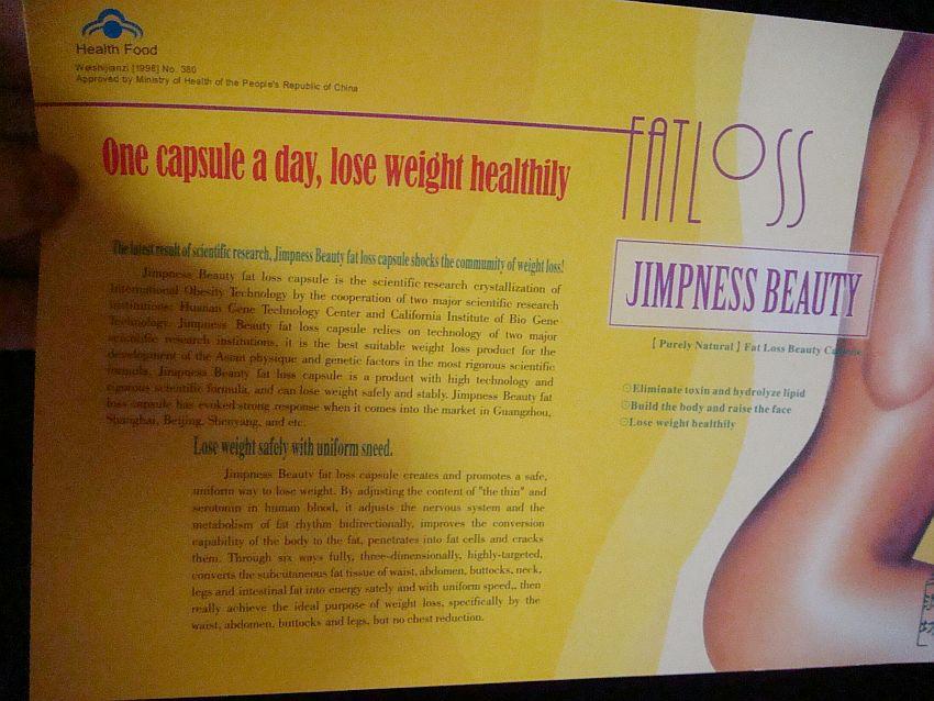 BERANDA KECANTIKANOBATDIET: FAT LOSS JIMPNESS BEAUTY ...