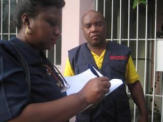 Caritas ayuda a las victimas del terremoto en Haiti