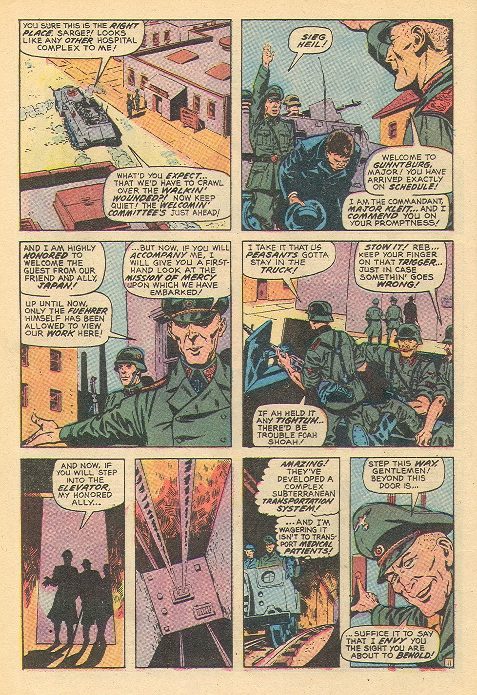 Read online Sgt. Fury comic -  Issue #92 - 14