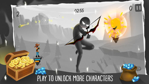 Stickarchery Master Mod Cho Android