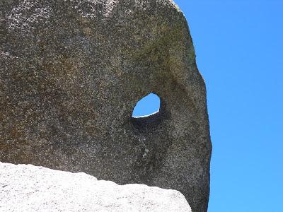 Trevethy Quoit, Cornwall capstone