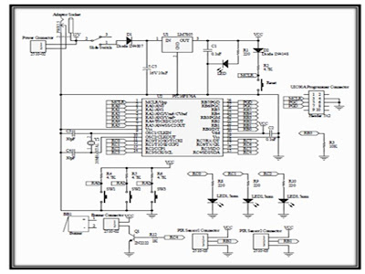 Diy Auto Dialing Home Alarm System Circuit And Program