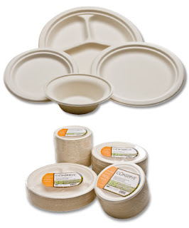 eco-friendly paper plates