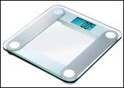 eatsmart digital bathroom scale extra large backlight silver
