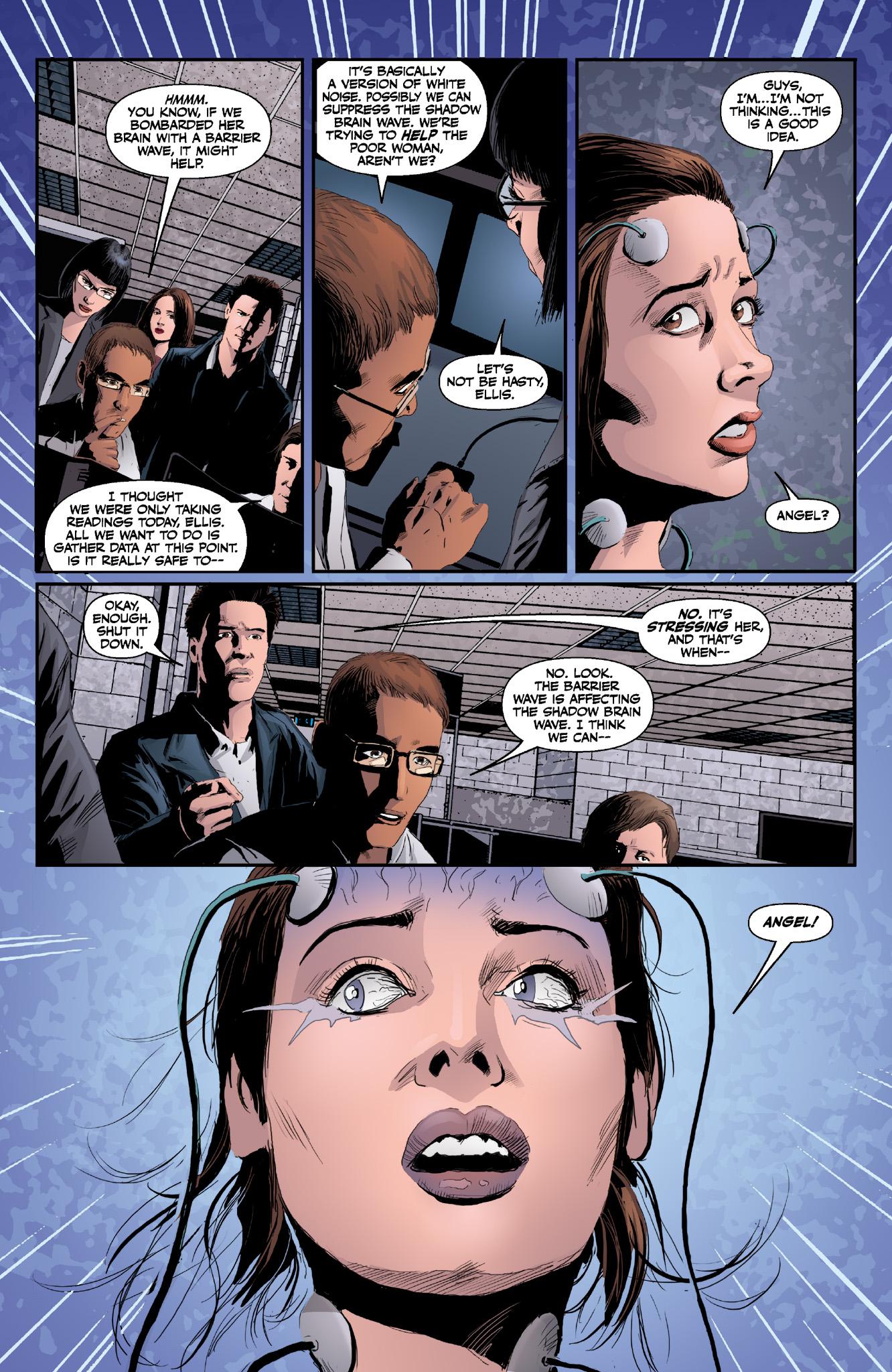 Read online Angel & Faith Season 10 comic -  Issue #13 - 15