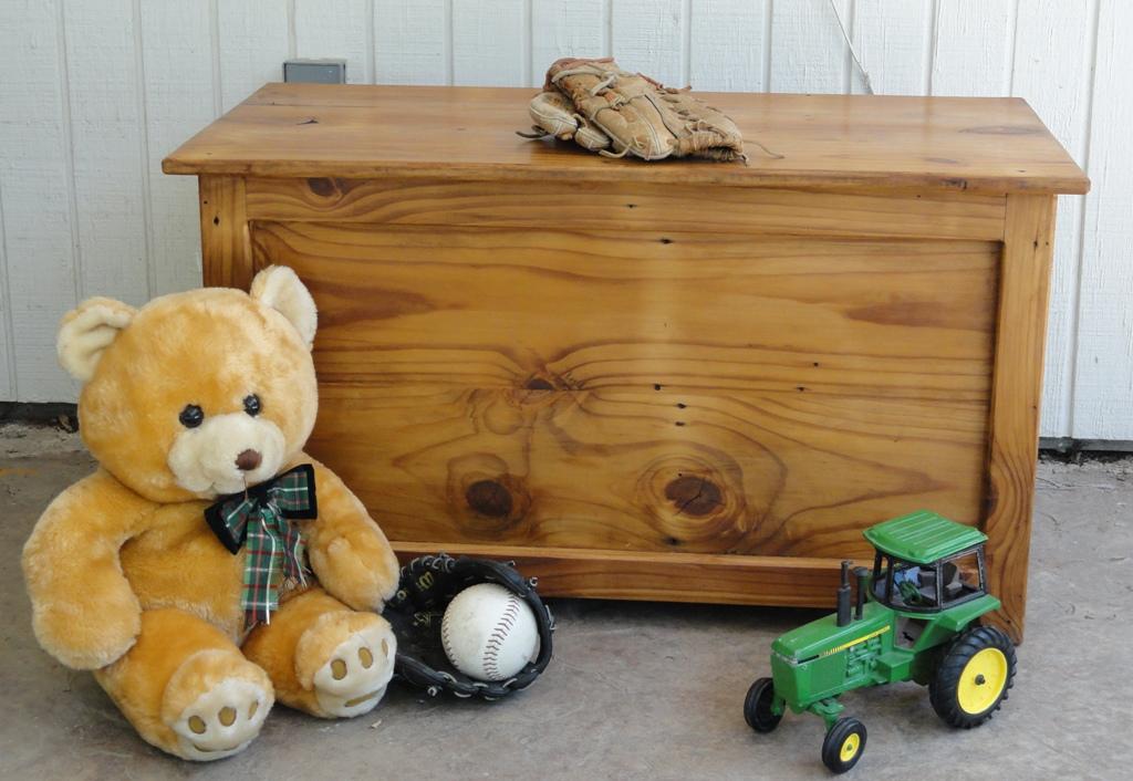 Craftsman S Corner Nina S Toy Box