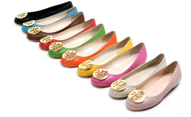 b8324e31af2bcb ArrogantMinnie Preorder - Footwear   Bags  The Tory Burch Inspired Flats 2
