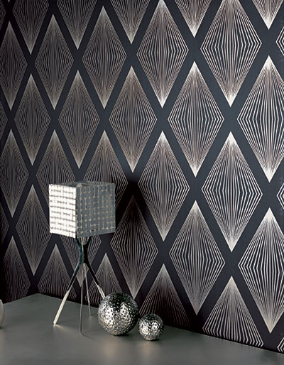 Behang Wit Zilver Dream Wallpapers: Contemporary Wallpaper Designs