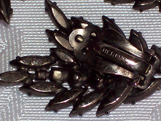Vintage Sherman Jewellery