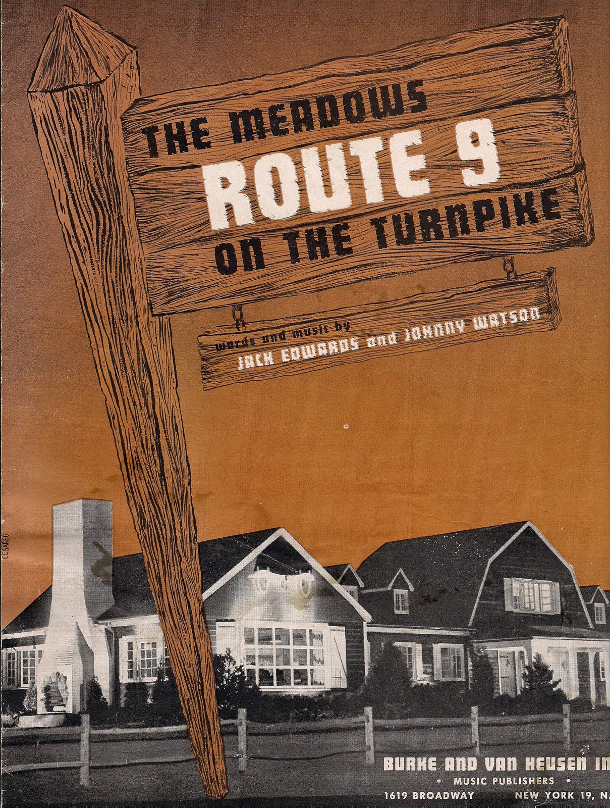 ba1abe843b New England Travels  Vaughn Monroe at The Meadows