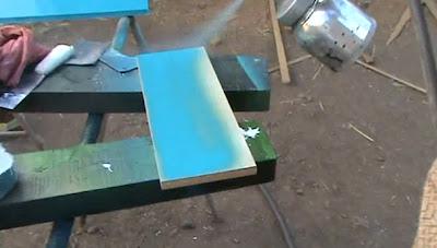 Pintado r pido del mdf tecnica 1 muebleriashalom for Como pintar puertas placas nuevas
