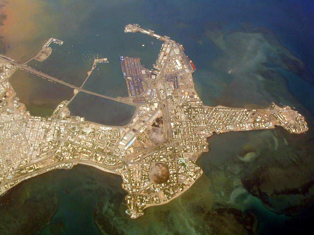 Dans Djibouti January 2011