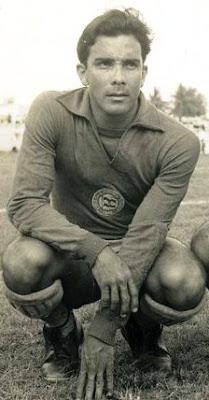 Mundinho Campos na década de 60: um entusiasta do esporte amador