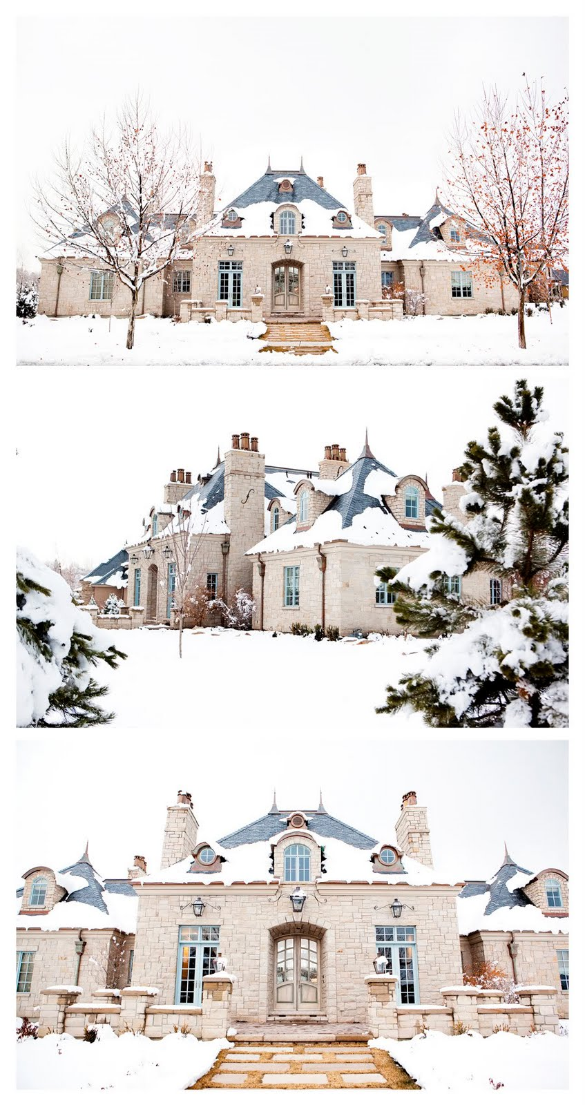 Decor Inspiration: French Country in Utah
