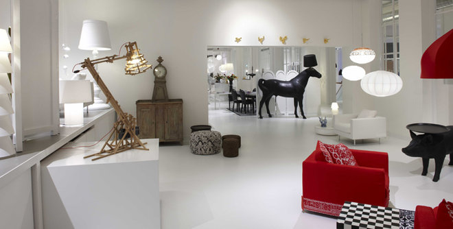 Modern Decor Inspiration: Moooi